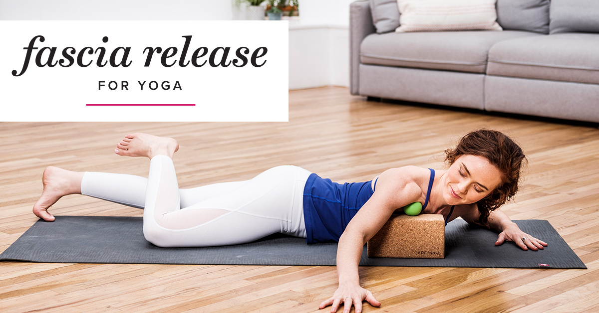Announcing New Online Course With Yoga Journal Fascia Release For